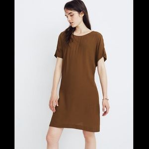 NWT Madewell downtown Dress size M C2